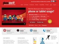 phonesheriff parental control software coupon
