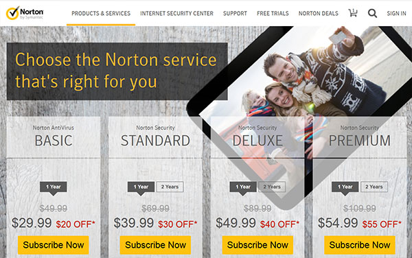 Norton.com review