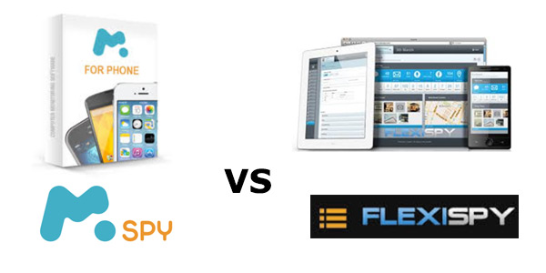 mSpy vs FlexiSPY comparison