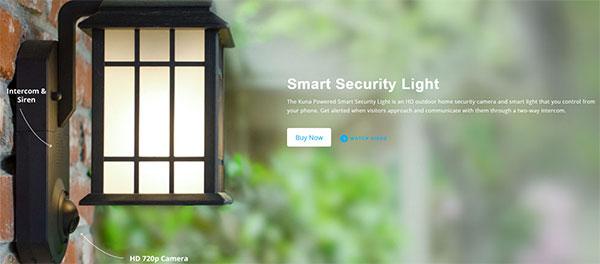 Kuna Smart Security Light review