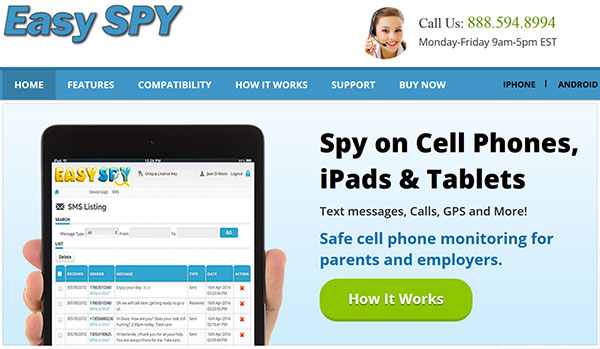 Easy Spy review