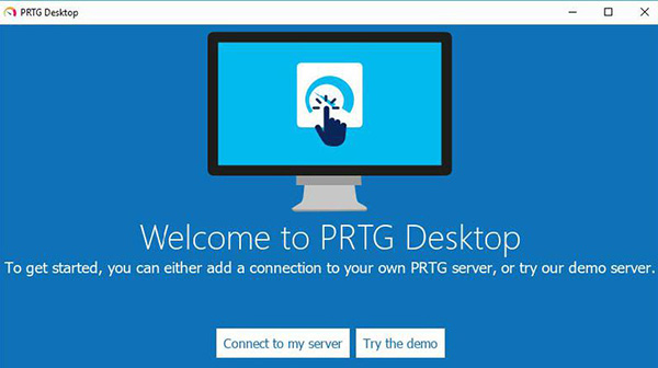 Paessler PRTG Network Monitor installation